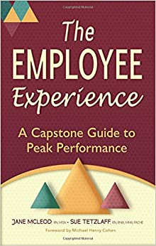 Book The Employee Experience: A Capstone Guide to Peak Performance