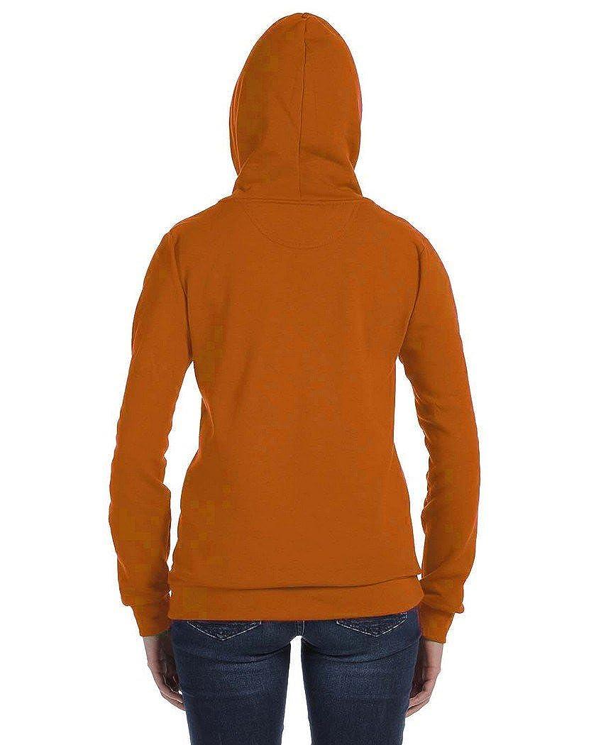 Anvil 71600L Ladies Ringspun Full-Zip Hooded Sweatshirt
