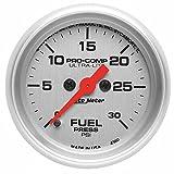 Auto Meter 4360 Ultra-Lite Electric Fuel Pressure Gauge