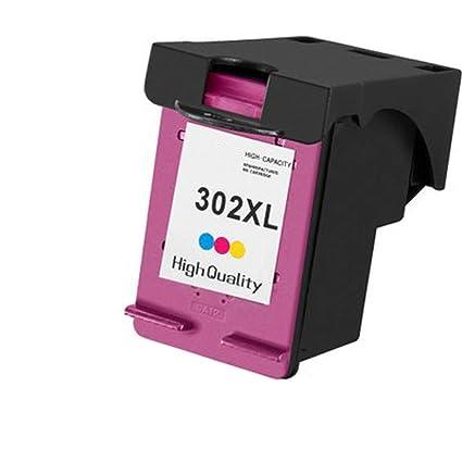 Cartuchos de tinta compatibles con HP 302 XL para impresoras ...