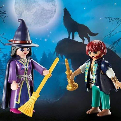 PLAYMOBIL® Werewolf & Witch ()