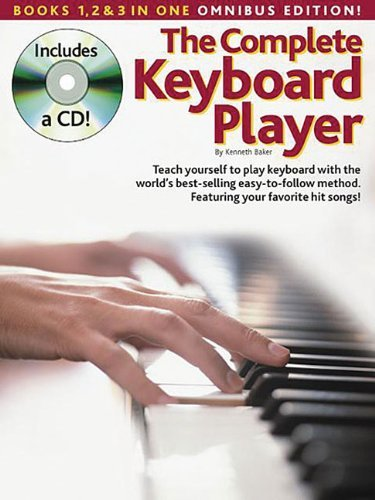 Read Online By Kenneth Baker The Complete Keyboard Player (Pap/Com) [Paperback] PDF ePub book