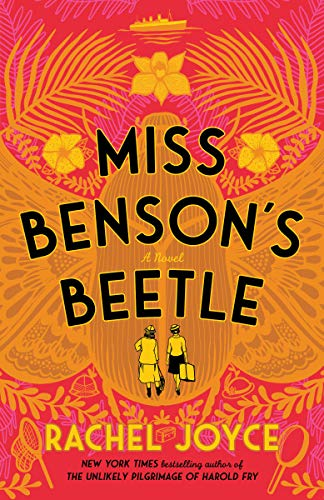Book Cover: Miss Benson's Beetle: A Novel