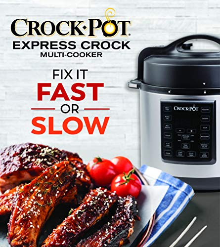 pressure slow cooker cookbook - 6
