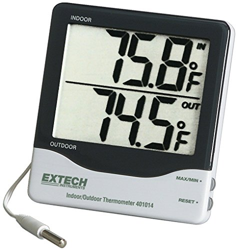 - Extech Digit Thermometer