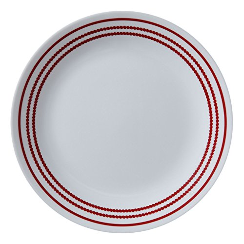 Corelle Livingware Ruby Red 8.5