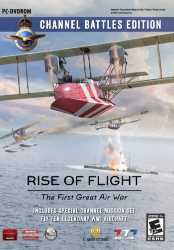 Rise of Flight: Channel Battles Edition - Windows (select...