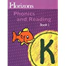 Horizons K Phonics and Reading