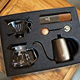 TIMEMORE G1 Pour Over Coffee Maker sets hand brew
