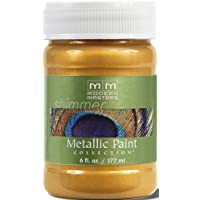 Modern Masters ME200-06 Metallic Pale Gold, 6-Ounce by Modern Masters