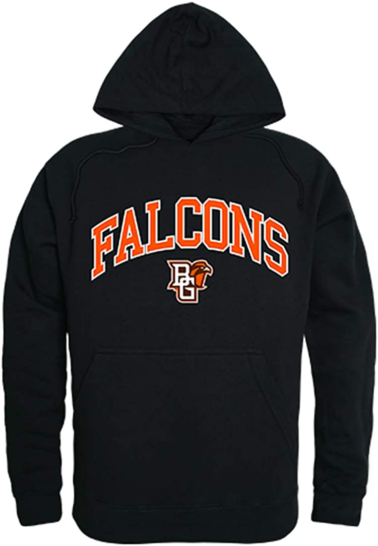 W Republic Bowling Green St. Falcons NCAA Men's Campus Hoodie Fleece Sweatshirt