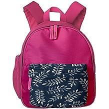 Watercolor Leaves Cute Kid' Bag For Kids School Backpacks