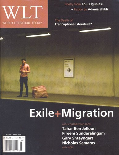 Best Price for World Literature Today Magazine Subscription