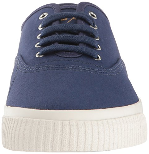 Sneaker Canvas French Perry Barson Navy Fred qEfRtwTq