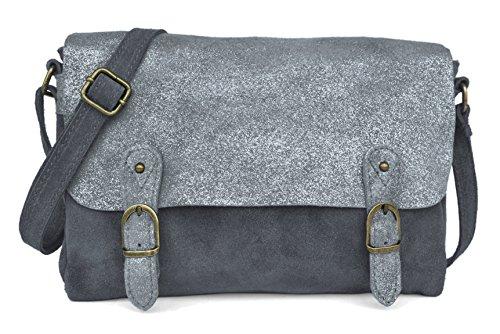 19 Pailletté Cross Body cm 27 Lae Bag x Jeans Women's In cm HaZxvOY
