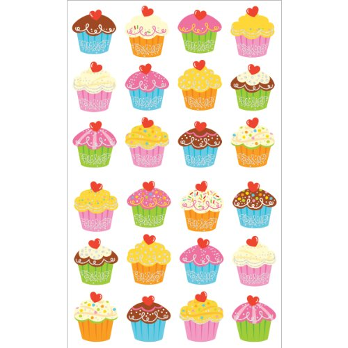 Mrs Grossman's Sticker, Cupcake Bonanza ()