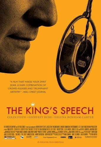 Kings Speech The Movie Poster #01 24