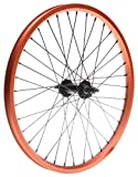 Framed Attack LTD Front Double Wall BMX Wheel Orange 3/8in
