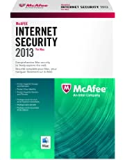 McAfee Protection For Mac - 1 PC - 2013 (bilingual software)