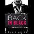 Back in Black (Bad Billionaires Book 4)
