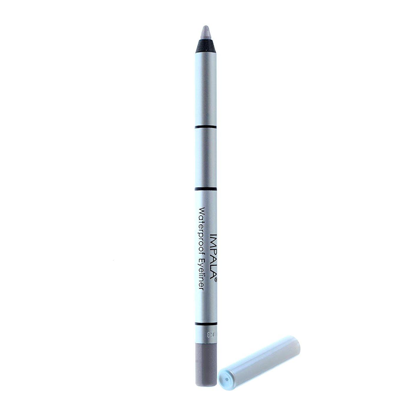 Impala Eye Pencil 313 Blue Creamy Waterproof Long-Wear