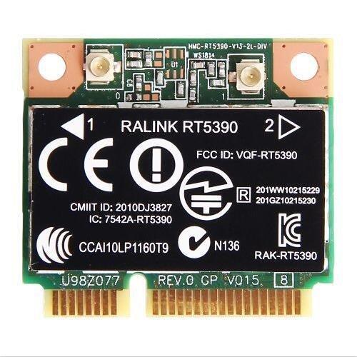 RT5390 Wireless Wlan Wifi 150M 802.11bgn Mini Pcie Card SPS: 630703-001 by PJ CARD