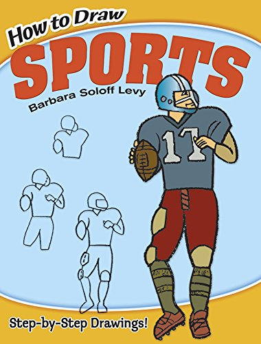 How to Draw Sports (Dover How to Draw)
