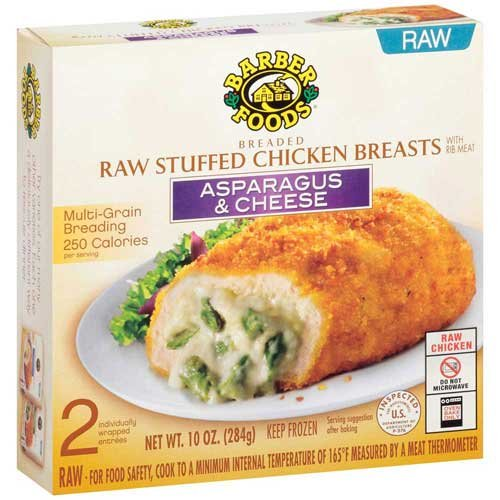 Whole Foods Stuffed Chicken Breast