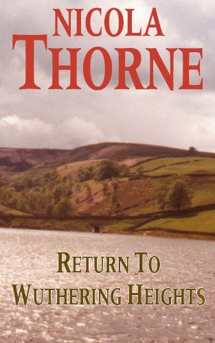 book cover of Return to Wuthering Heights