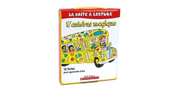 Amazon.com: L Autobus Magique - La Bo?te ? Lecture (French Edition) (9780545981101): Quinlan B Lee, Joanna Cole, Bruce Degen, Carolyn Bracken: Books