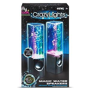 My Look Crazy Lights Magic Water Speakers (Speaker)
