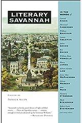 Literary Savannah (Literary Cities) Paperback