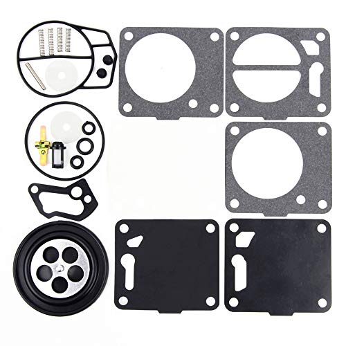 CQYD New Carburetor Repair Carb Rebuild Kit for Sea Doo Mikuni 580 650 717 720 787 800 SP GS GTX HX XP SPX GTS
