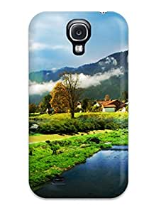 Durable Case For The Galaxy S4- Eco-friendly Retail Packaging(scenery)