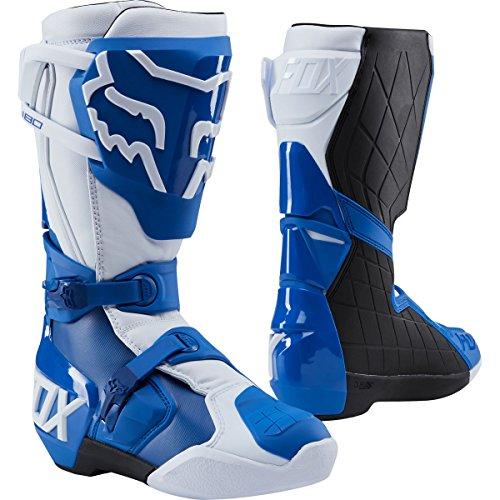 - 2018 Fox Racing 180 Boots-Blue-12
