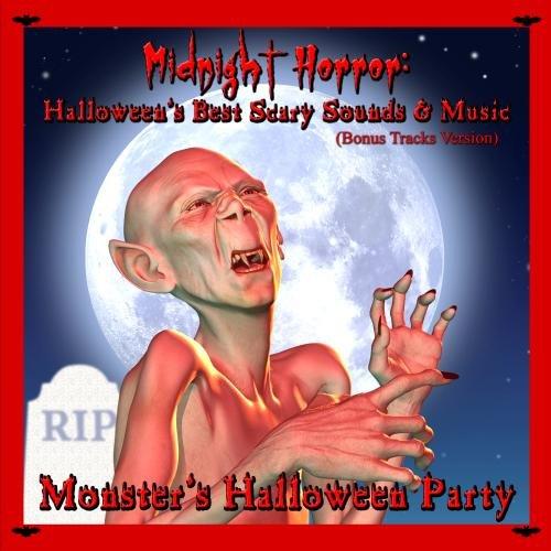 (Midnight Horror: Halloween's Best Scary Sounds & Music (Bonus Tracks)