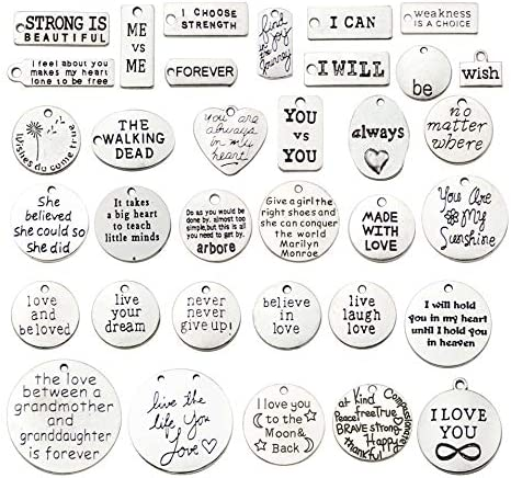 PCS Inspiration Word Charms Collection product image