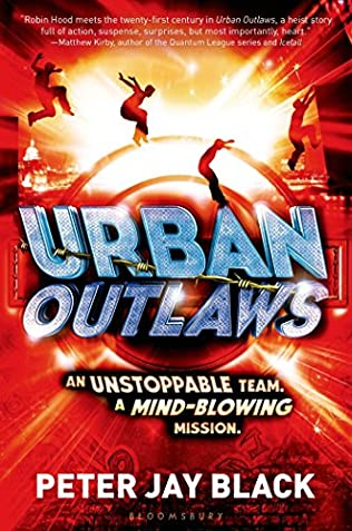 book cover of Urban Outlaws