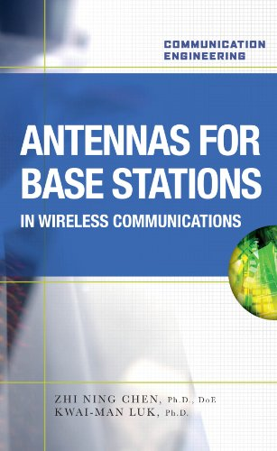 Antennas for Base Stations in Wireless Communications