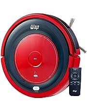 Aspirador de Pó Robô WAP ROBOT W300 Bivolt Automático Limpeza Varre Aspira Controle Remoto e Base de Autorrecarga