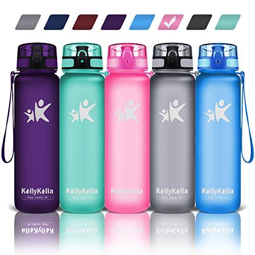 Tritan BPA Free 32 oz Bike//Hike Bottle Wide Mouth Young /& More Water