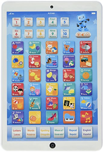 Jupiter Creations My Smart Mini Tablet (Tablet Kids Spanish compare prices)
