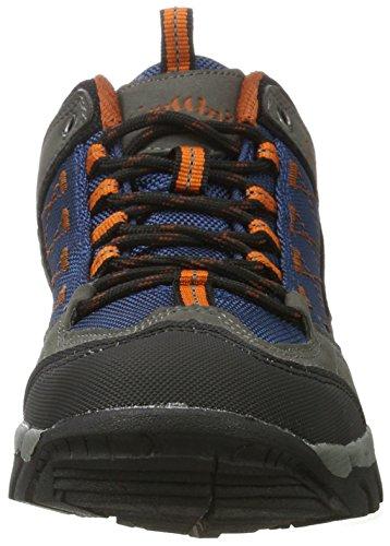 Conway 607435, Zapatillas Unisex Adulto, Multicolor (Navy/Grau), 44 EU