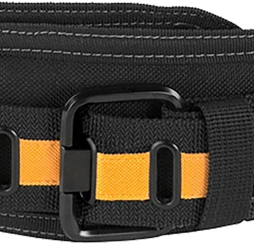 TOUGHBUILT CT40 HEAVY DUTY STEEL BUCKLE FITTING PADDED BELT BACK SUPPORT CT 40