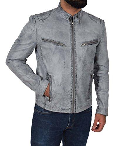 Manches Blouson A1 Goods Homme Fashion Longues pBEtqTw