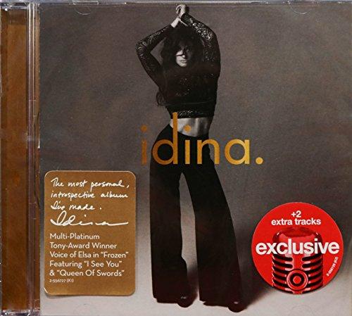 Idina Target Exclusive 2 Bonus Tracks