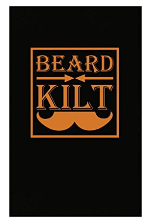 Amazon com: Stuch Strength Poster Beard - Kilt - Funny