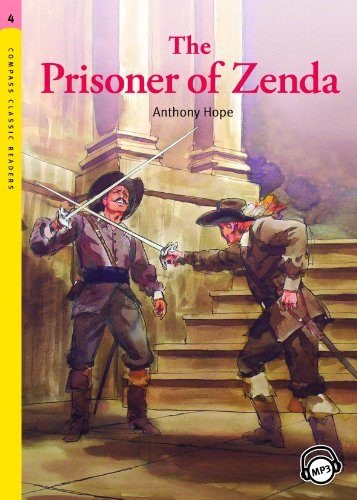 Prisoner Of Zenda Book