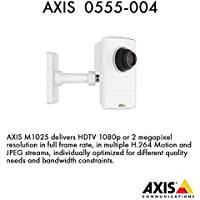 Axis, M1025 Network Camera Network Cctv Camera Color 1920 X 1080 Fixed Iris 10/100 Mpeg-4, Mjpeg, H.264 Dc 4.9 5.1 V Product Category: Networking/Security Cameras