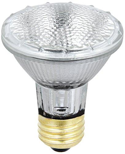 Feit Electric 38PAR20/QFL/ES 38PAR20/QFL/ES/6 Halogen light bulb, Soft White 6 Pack, PAR38 50 Watt,